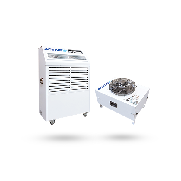 Portable Evaporative Cooler – Office Active Air Rental Air  #1F85AC