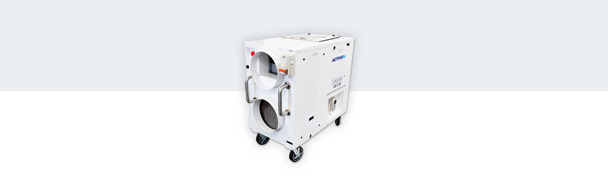 20 kW Portable Air Conditioner - Active Air