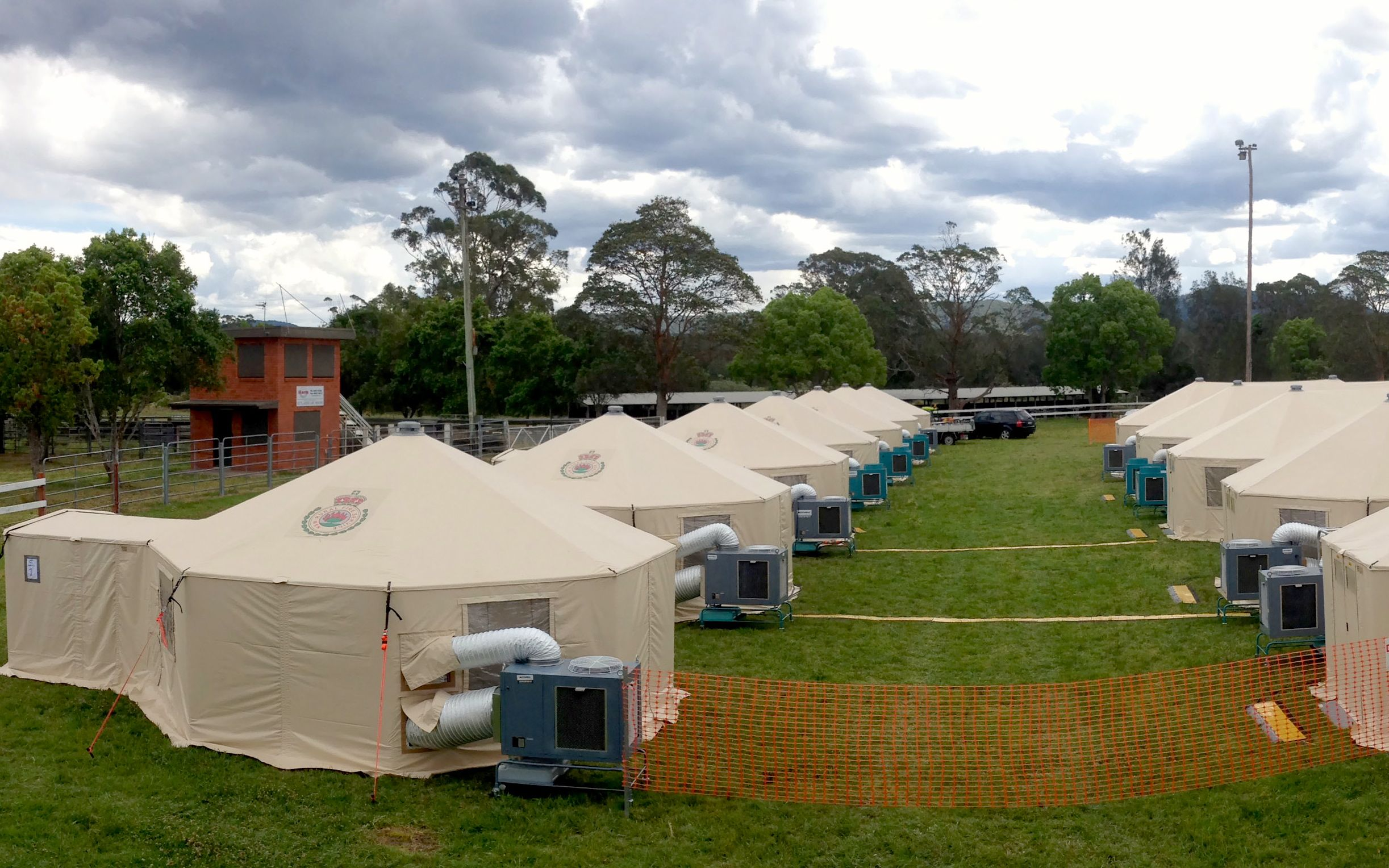 Portable Air Conditioner Hire Active Air Rental Air Conditioning  #6C4817
